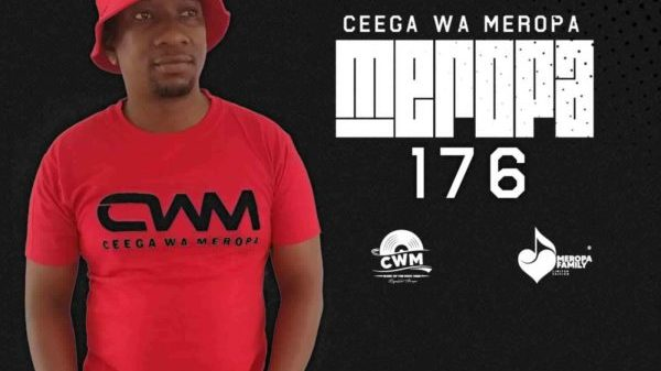 Ceega – Meropa 176 Mix Live Recorded Hiphopza 600x337 - Ceega – Meropa 176 Mix (Live Recorded)