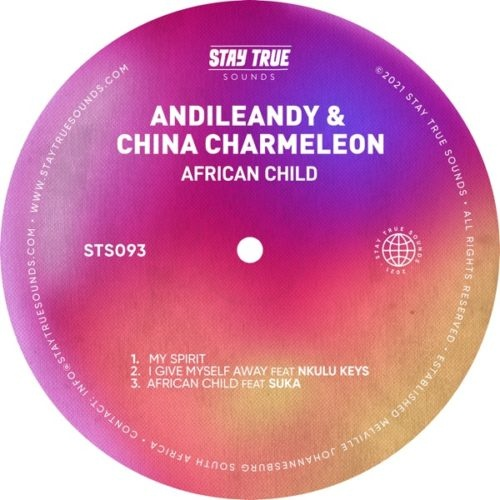 China Charmeleon Andileany – African Child Hiphopza 1 - AndileAndy & China Charmeleon – African Child Ft. Suka