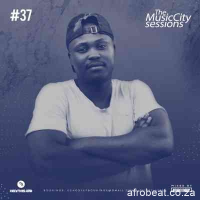 Echo Deep – The Music City Sessions 37 Mix Hiphopza - Echo Deep – The Music City Sessions #37 Mix