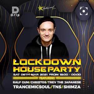 Ralf Gum – Lockdown House Party 6th March 2021 Hiphopza - Ralf Gum – Lockdown House Party (6th March 2021)