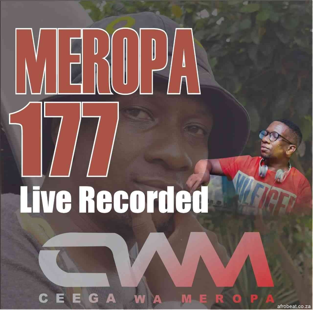 175093086 1929209280577204 7879130223412664606 n - Ceega – Meropa 177 Mix (The Only Truth Is Music)