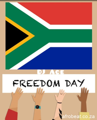 DJ Ace – Freedom Day Private Piano MidTempo Mix Hiphopza - DJ Ace – Freedom Day (Private Piano MidTempo Mix)