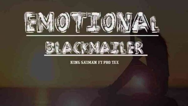 Pro Tee King Saiman – Emotional Blackmailer Hiphopza 600x337 - Pro-Tee & King Saiman – Emotional Blackmailer