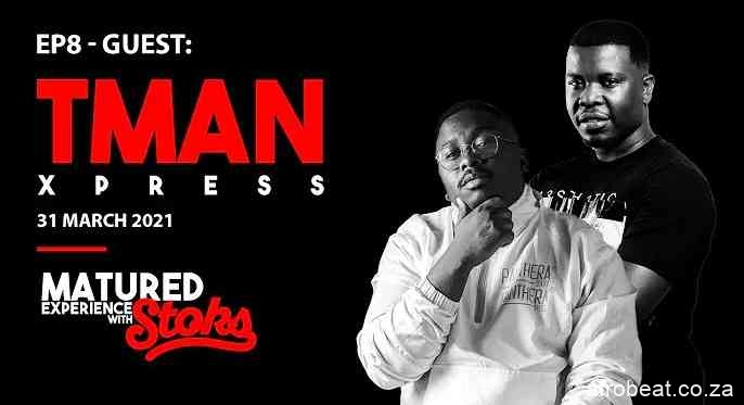 T Man Xpress – Matured Experience With Stoks Episode 8 Mix Hiphopza - T-Man Xpress – Matured Experience With Stoks Episode 8 Mix