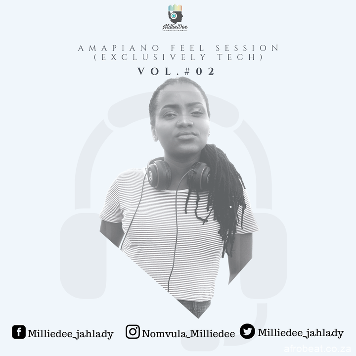 167280282 2904832553133243 5617288061581102434 n - Milliedee – Amapiano Feel Session Vol. 02 (Exclusively tech)