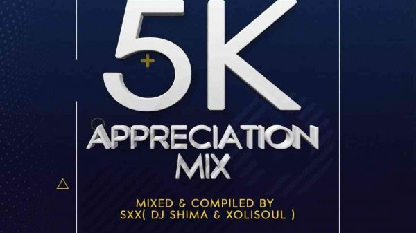 182423662 3981029758650737 6701890118650662464 n 600x337 - DJ Shima & Xolisoul – 5k Appreciation Mix