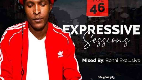 Benni Exclusive – Expressive Sessions 46 Mix Hiphopza 600x337 - Benni Exclusive – Expressive Sessions #46 Mix