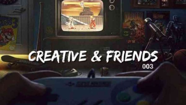 Creative DJ – Creative Friends Vol. 03 Mix Hiphopza 600x337 - Creative DJ – Creative & Friends Vol. 03 Mix