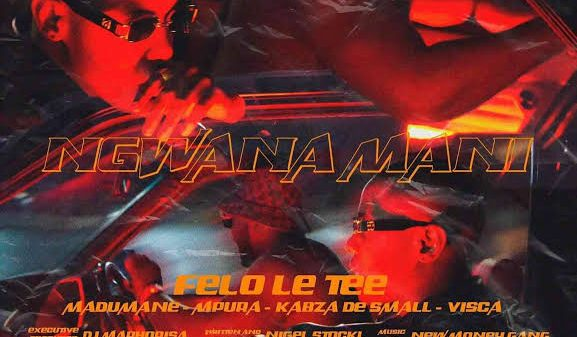 images 14 577x337 - VIDEO: Felo Le Tee – Ngwana Mani Ft. Madumane, Mpura, Kabza De Small & Visca