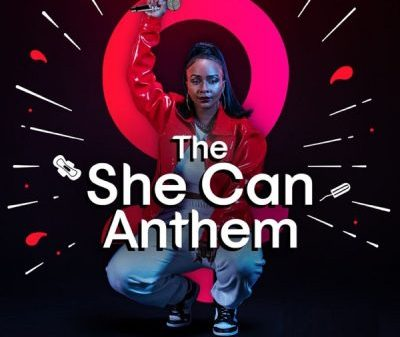 Boity – The She Can Anthem Hiphopza 400x337 - Boity – The She Can Anthem