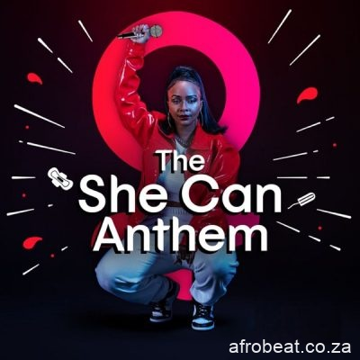 Boity – The She Can Anthem Hiphopza - Boity – The She Can Anthem