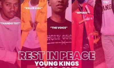 235324337 381912703502900 8092693325555786531 n 400x240 - Entity MusiQ – Tribute To Young Fallen Heroes Mix (For Mpura, Killer Kau, TD, The Voice & TOT)