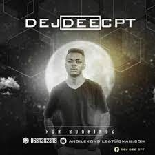 Dej Dee CPT Cry No More Hip Hop More Afro Beat Za - Dej Dee CPT – Cry No More